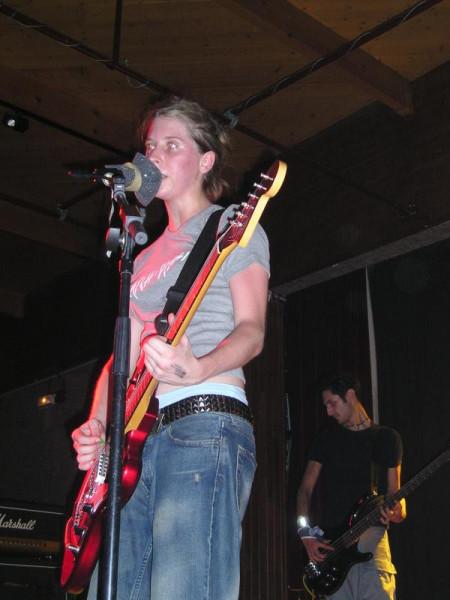 chanteuse Fingerless