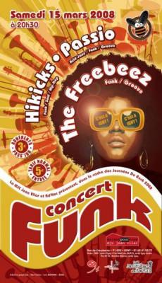 Journée du rock: concert Ad'Hoc