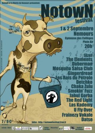 Les Rois du Pétrole au Notown Festival à Nemours -77-