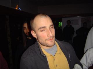Mr de Yonx au bar