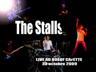 The Stalls au boeuf Cafet !