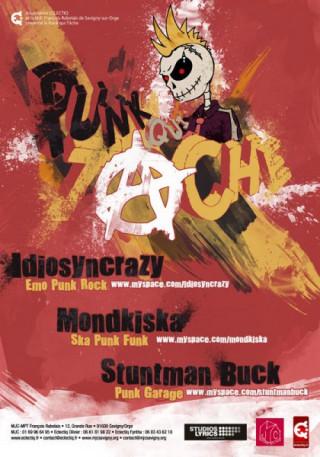 Punk qui Tache