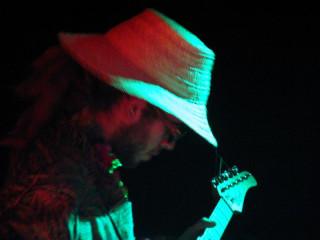 Guitare Rastas (RASTAMYTHO)