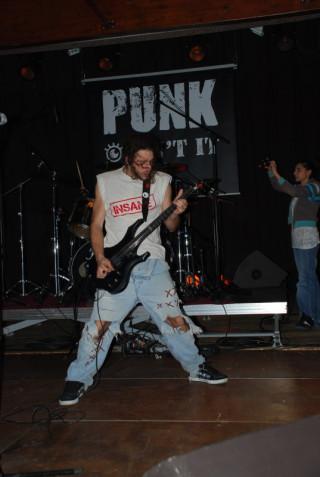 Noïsy (Punk Isn't It)