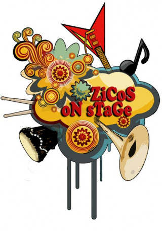 zicos on stage