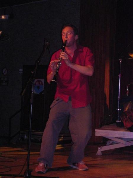 clarinettiste kwak