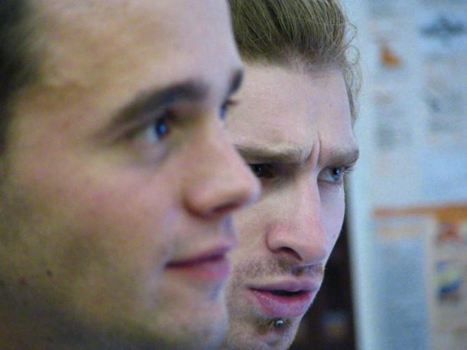 Vince & Pierre