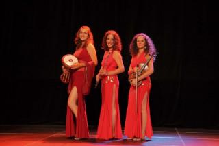 concert «trio zarafa»