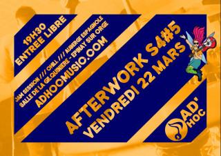 Flyer AfterWork #5