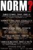 NORM? - Schyzophrenia Rock Tour + Watcha - Phenix Tour