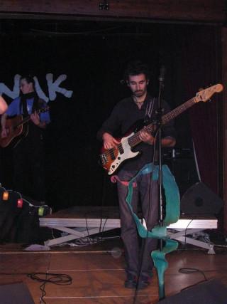 bassiste Kwak (Kwak)