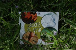 """L'album """"Saisons en vrac"""" (Hugo Barbet - Saisons en Vrac)"""