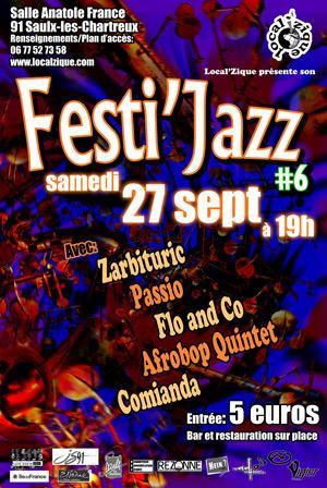 Festi'Jazz Local'Zique 2008