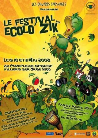 Festival Ecolo'Zik 2008