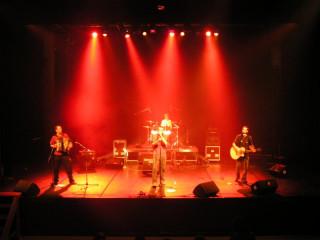 Les Rois du Pétrole en concert à Seignosse (40)