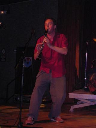 clarinettiste kwak (Kwak)