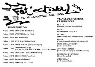 Fet'Estival 2008