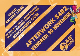 Flyer AfterWork #2