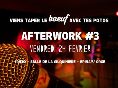AfterWork #3