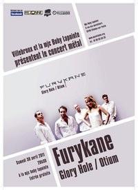 Furykane + Otium + Glory Hole