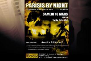 BONI-FATE dans Parisi by night