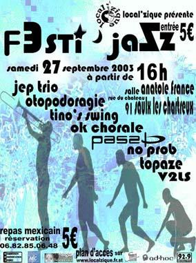 FESTI'JAZZ - Local'Zique