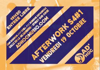 Flyer AfterWork #1
