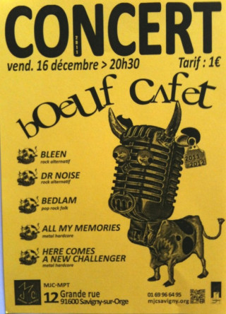 boeuf cafet