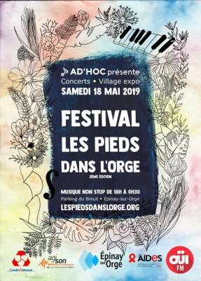 Festival Les Pieds dans l'Orge #2