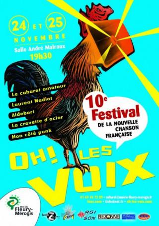 FESTIVAL OH! LES VOIX