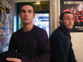 Romano et Vince (Lô)