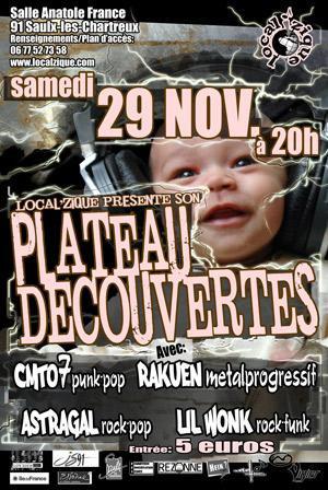 Plateau Découverte LOCAL'ZIQUE