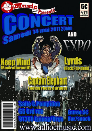 Concert AD'HOC