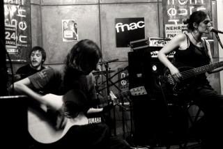 Nehr en concert - Fnac Noisy (Nehr)