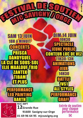 Festival de soutien