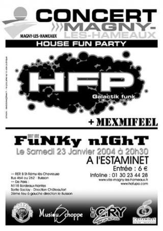 Funky Night !!!
