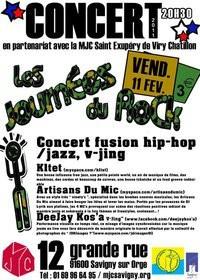 K1tet + Artisans Du Mic + Deejay Kos'a