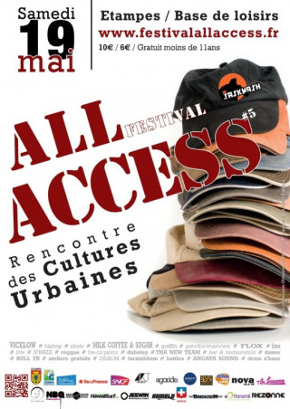 Festival All ACCESS / Vicelow, Flox, Milk Coffee & Sugar