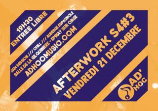 Flyer AfterWork #3