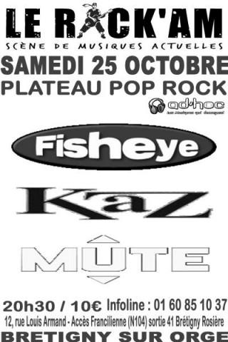 Flyer Plateau découverte Le Rack'am / Ad'Hoc