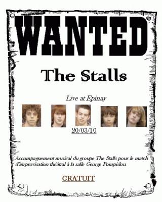 The Stalls live at Epinay !