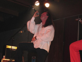 Greg au chant (HAUTE - FIDELITE)