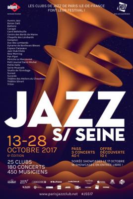 Soirée Showcases Jazz sur Seine
