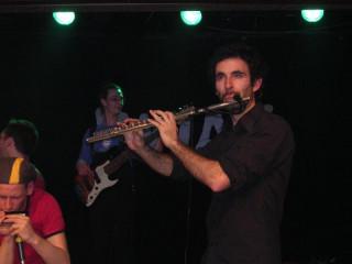 flûtiste kwak (Kwak)
