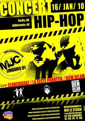 Diem Delam & Hip Hop Live Band