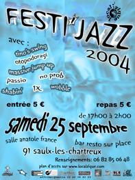 Festi'Jazz Local'Zique 2004