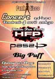 Concert AD'HOC !