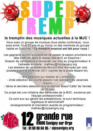 Super Tremp'
