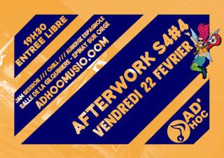 Flyer AfterWork #4