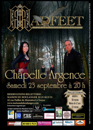 concert madfeet (MADFEET)